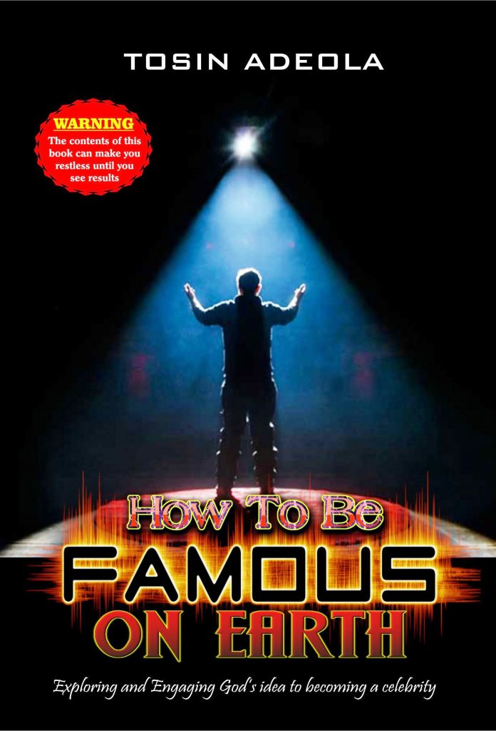 Book Cover: How to Be Famous on Earth