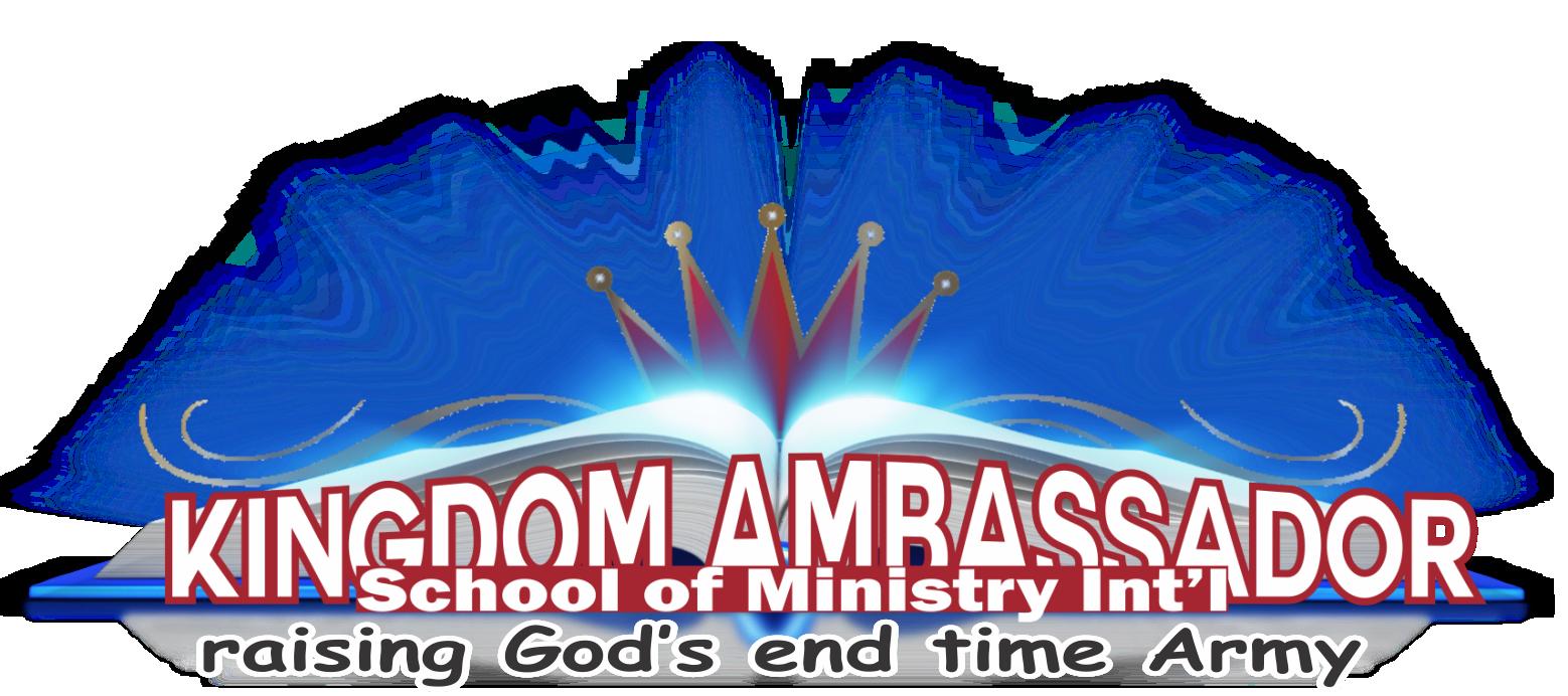 Kingdom Ambassador School of Ministry Int'l