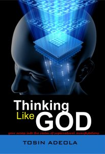 Book Cover: Thinking Like God
