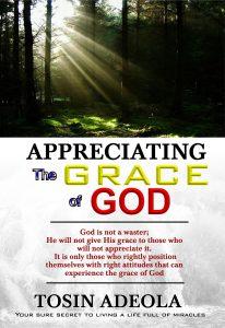 Book Cover: Appreciating the Grace of God
