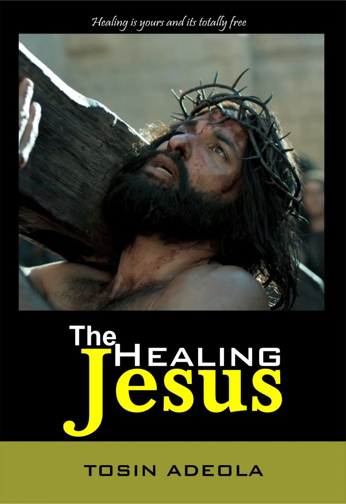 Book Cover: The Healing Jesus