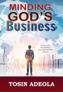 Book Cover: Minding God's Business